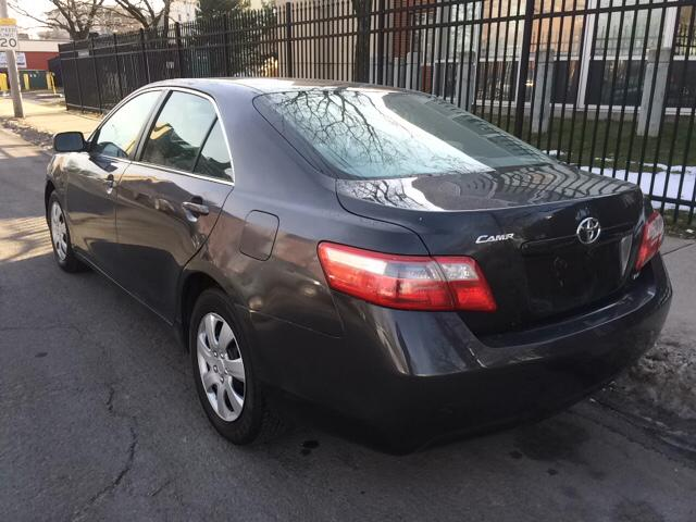 Clean 2007 Toyota Camry