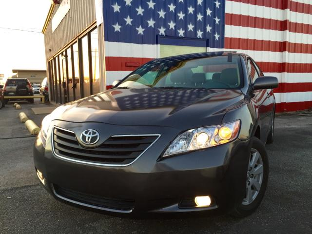 low mile 2007 Toyota Camry for Sale