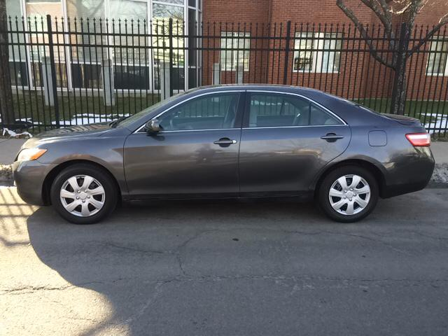 2007 Black Toyota Camry, great condition all around!