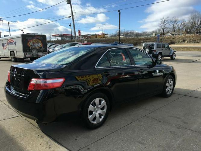 2007 Black Toyota Camry, great condition
