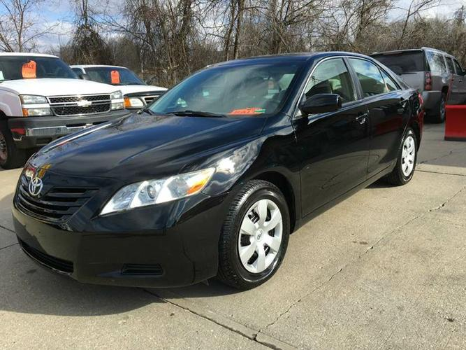 2007 TOYOTA CAMRY 92K MILES ONLY CURRENT EMISSION