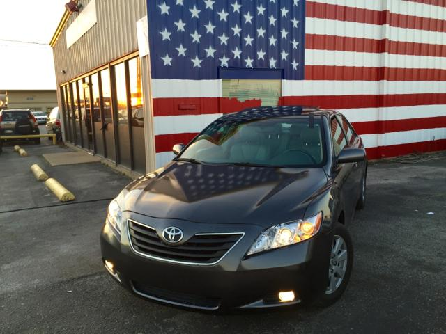 2007 toyota camry LE automatic clean title