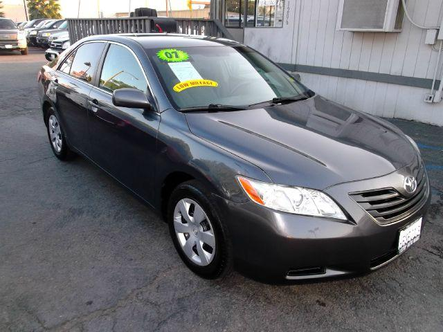 2007 Toyota Camry, brand new tires