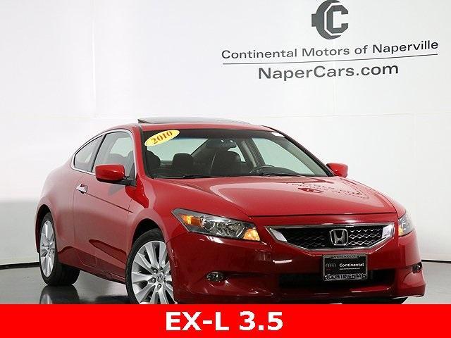Honda Accord Cpe EX-L 2010