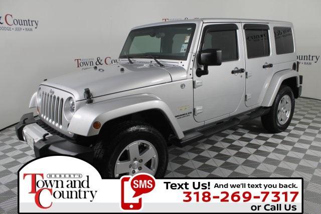 Jeep Wrangler Unlimited Unlimited Sahara 2012