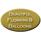 Beautiful Flowers & Balloons