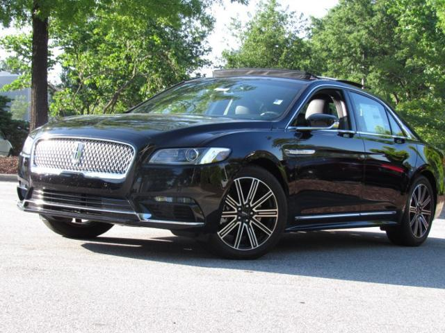 Lincoln Continental Reserve FWD 2017