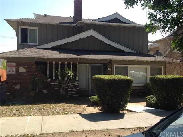 Alhambra Duplex for Lease
