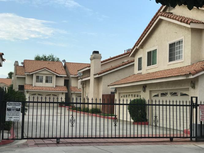 Gated Townhouse for Rent