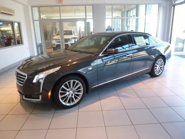 Cadillac CT6 Sedan 3.6L Luxury 2016