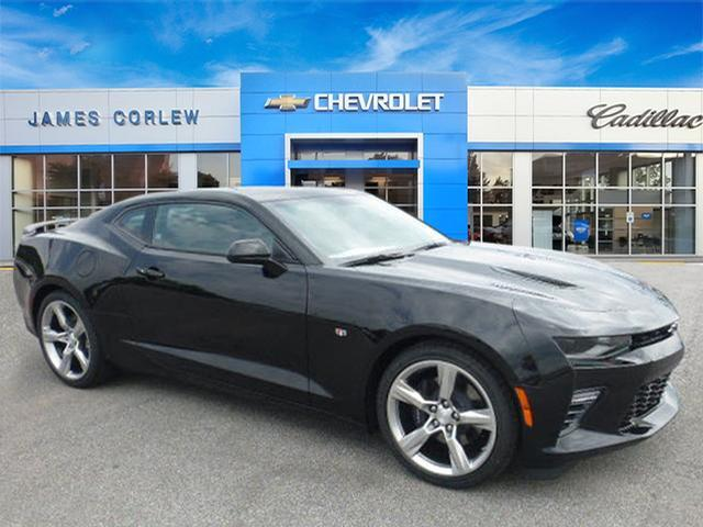 Chevrolet Camaro 2DR CPE SS W/2SS 2017