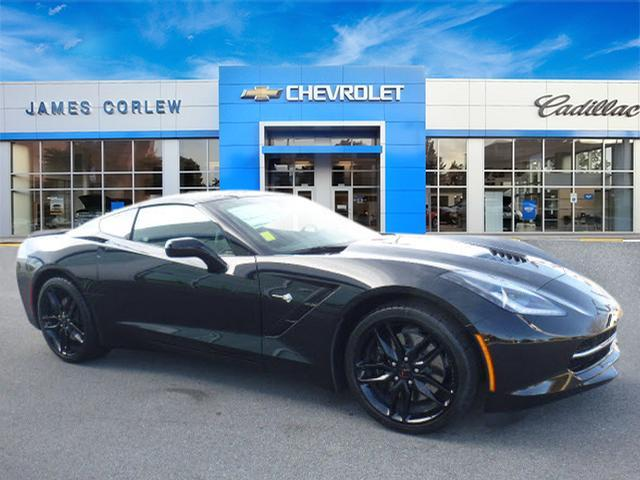 Chevrolet Corvette 2DR STINGRAY Z51 CPE W/1L 2016