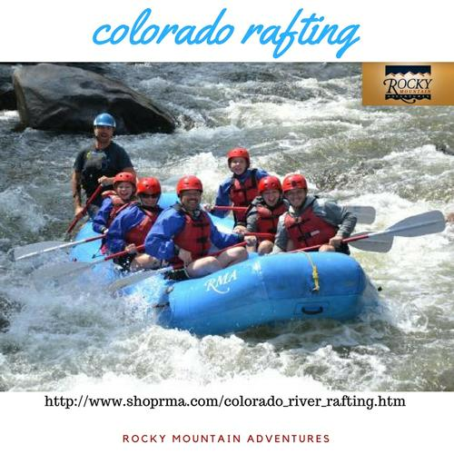 Colorado White Water Rafting Adventures | Call Now 800-858-6808