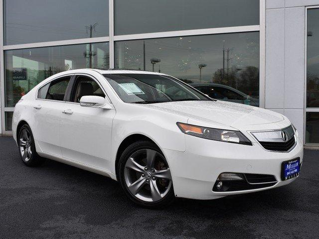 Acura TL 3.7 w/Technology Package 2012