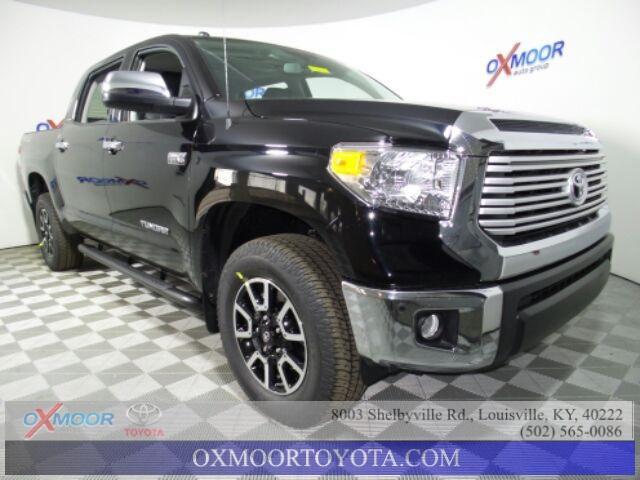 Toyota Tundra 4WD Truck Limited 2016