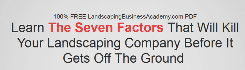 The Landscaping Business Academy