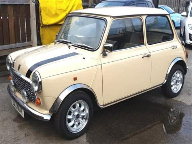 1987 Mini Cooper