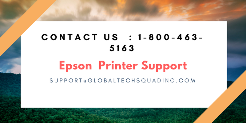 Epson Printer Support | Contact Us 1-800-463-5163