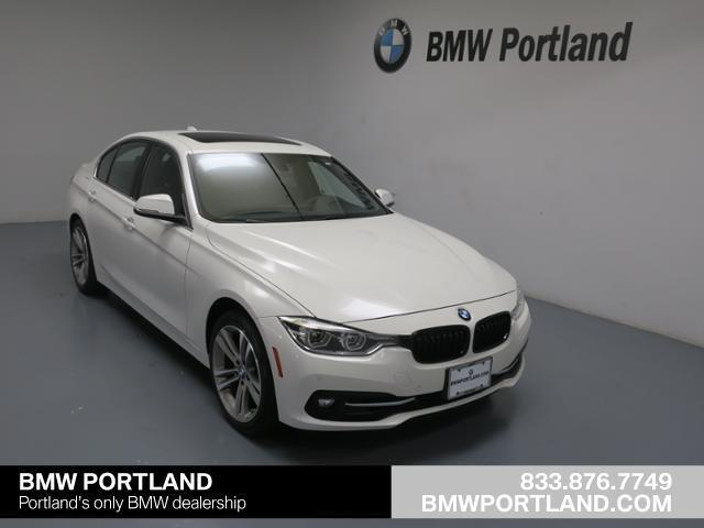 BMW 3 Series SA S 2017