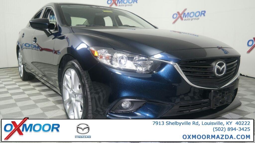 Mazda Mazda6 i 2016