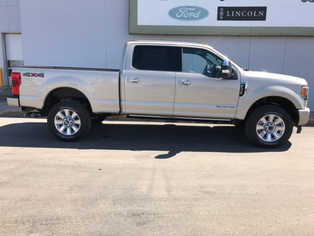 Ford Super Duty F-350 SRW PLATINUM 2018