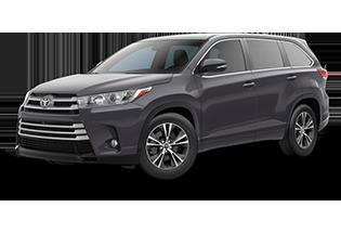 Toyota Highlander LE Plus 2017