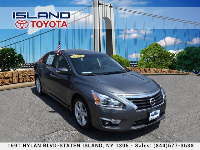 Nissan Altima 2.5 SV LIFETIME WARRANTY 2015