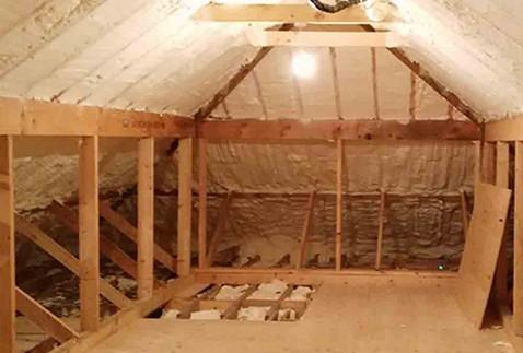 Spray Foam Insulation Contractor CT - Spray Foam Insulation RI