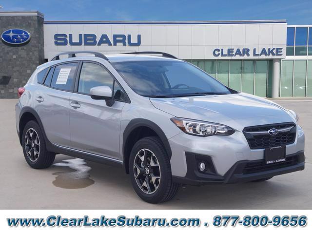 Subaru Crosstrek 2.0I PREMIUM CVT 2018
