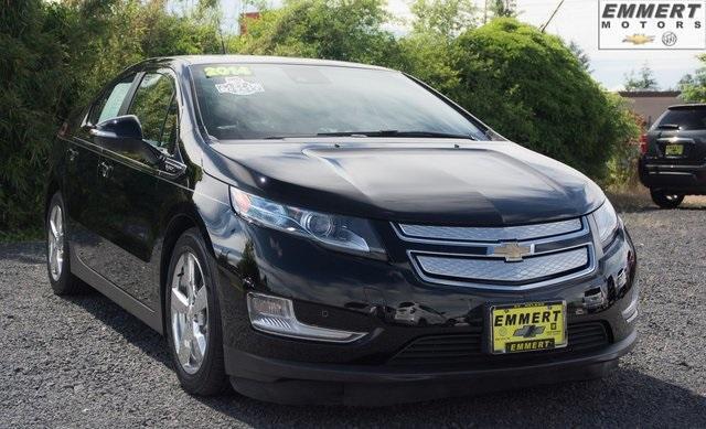Chevrolet Volt Premium Package 2014