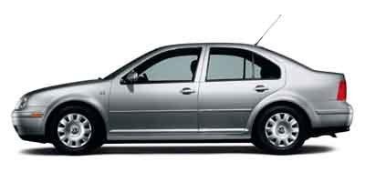 Volkswagen Jetta Sedan GLS 2003