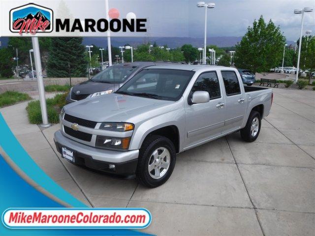 Chevrolet Colorado LT w/1LT 2012