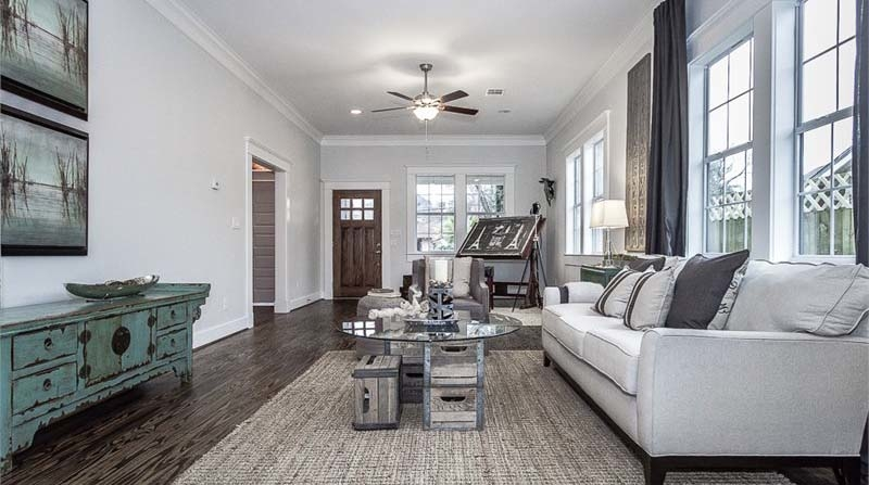 Showhomes The Woodlands
