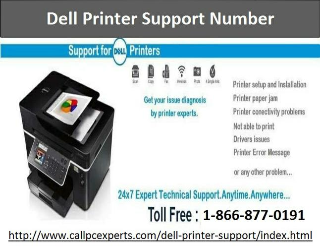 Dell Printer Support Number Give Technical Online Support