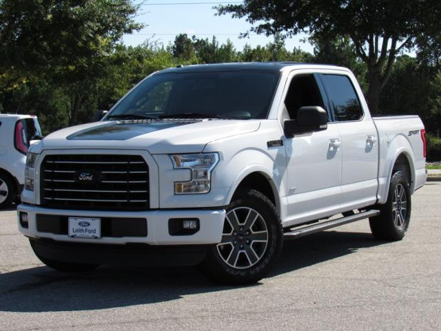 Ford F-150 2WD SuperCrew 145 XLT 2015