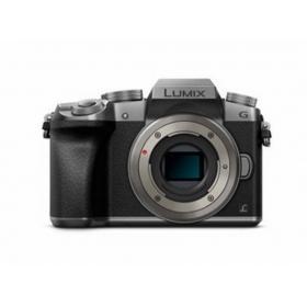 Panasonic DMC-G7 4K Recording Camera (Body only) Silver NTSC -Fedex USA
