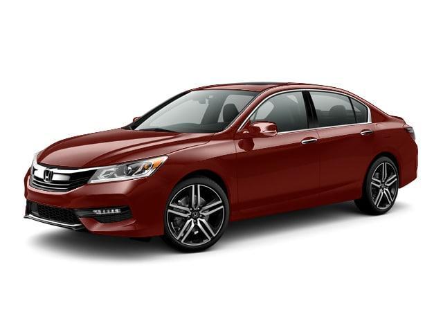 Honda Accord Sedan Touring V6 2017