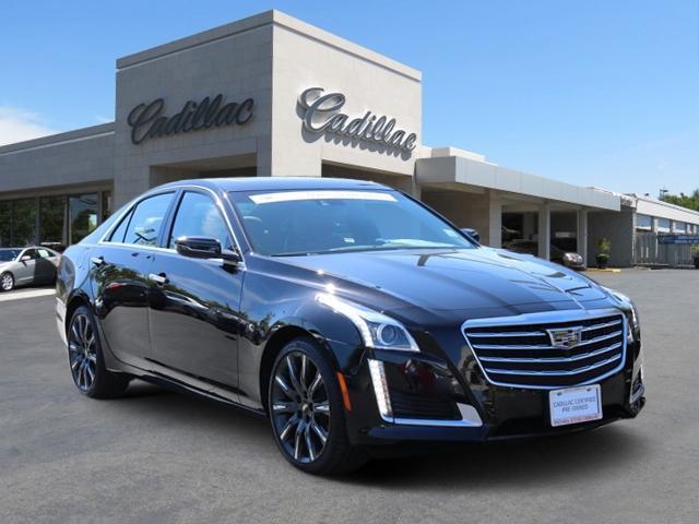 Cadillac CTS Sedan Premium Luxury AWD 2017