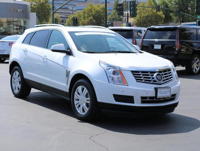 Cadillac SRX Luxury Collection 2014