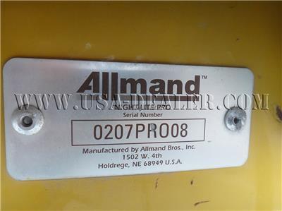 ALLMAND NIGHT-LITE PRO LIGHT TOWER