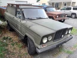 Kaiser Jeep Panel Van 1967