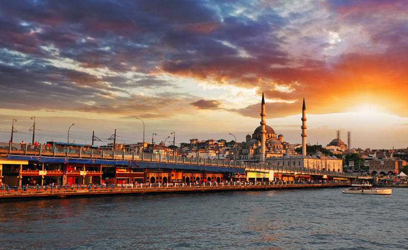 Cheap Airline Tickets to Istanbul