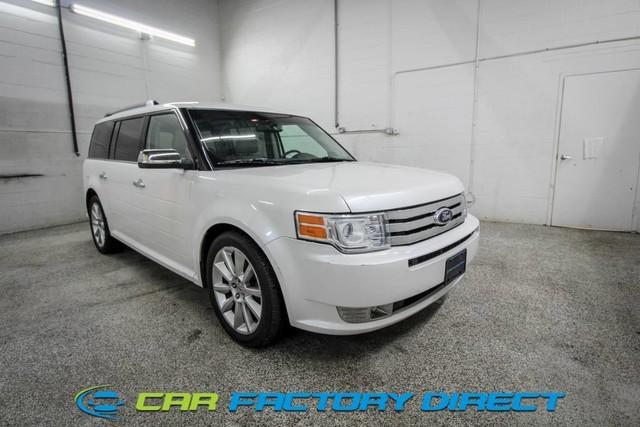 Ford Flex Limited w/Ecoboost AWD 4x4 Navigation 2011