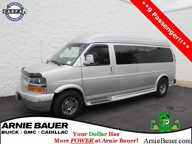 Chevrolet Express Cargo Van Explorer Limited SE Conversion 2010