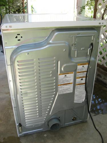 DRYER MAYTAG MAXIMA® HIGH-EFFICIENCY GAS STEAM DRYER