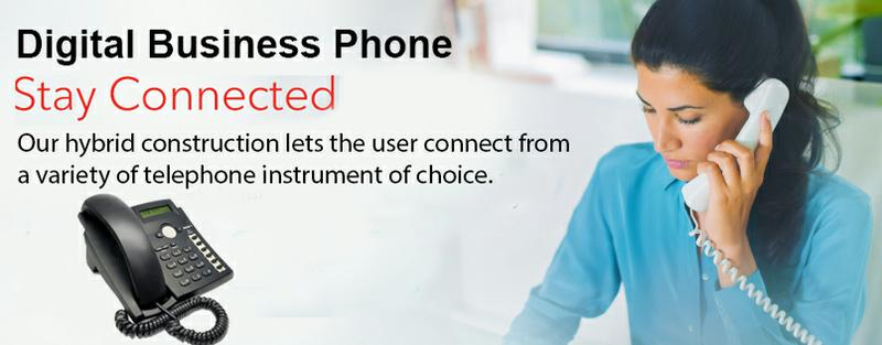 Digital Home Phone in only 9.99 with Servercenter