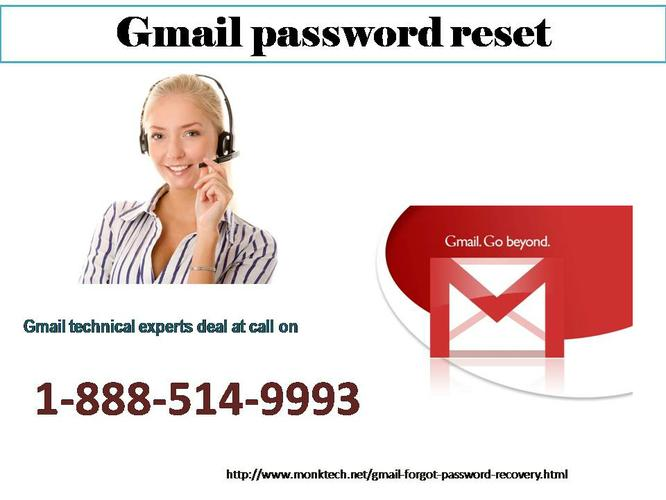 1-888-514-9993 - Best Guidance From Tech Experts to Gmail Password Reset