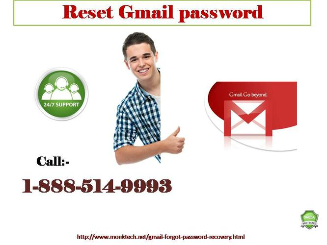 Reset  Gmail Password @1-888-514-9993 Service remains active on Weekend