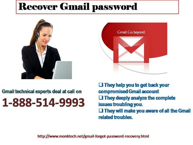 Need Elegant Gmail Password Recovery @1-888-514-9993 in USA & CANADA