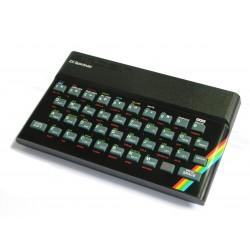 Sinclair ZX Spectrum Non Transparent Keyboard Stickers on Sale -4keyboard
